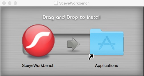 install-sceye-workbench